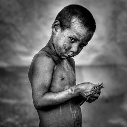25 Examples of Powerful Documentary Photography Gipsy Portrait powerful photography documentary