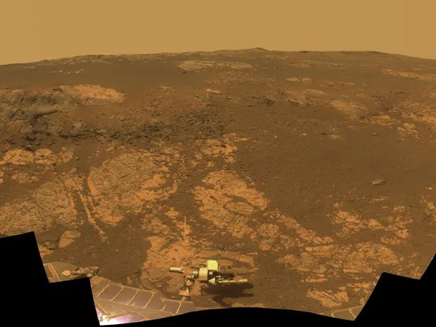 Opportunity Rover Begins Tenth Year On Mars Ieee