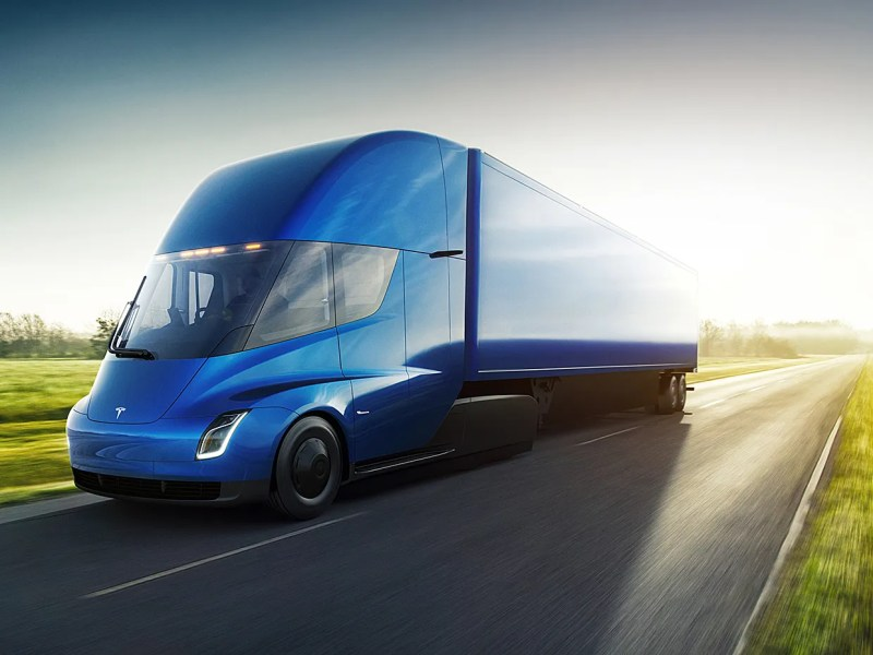 Tesla Launches an Electric Semi Truck   and a New Sports Car   IEEE     A big rig and a sports car point Tesla in the direction Elon Musk has  envisioned