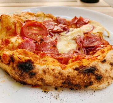 Ooni-Pizza #4: Sauerteigpizza – super easy