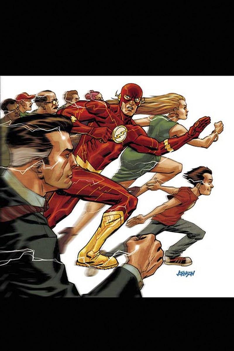 Flash Season 2 Schedule