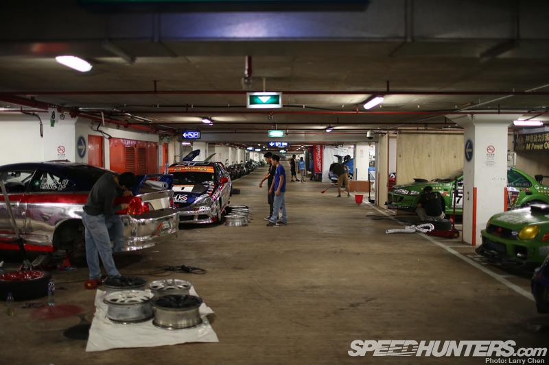 Ground Zero Parking Garage