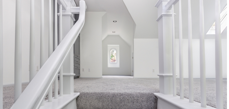 How Much Does It Cost To Carpet Stairs 2020   Cost To Carpet Stairs   Stair Railing   Handrail   Carpet Runners   Carpet Flooring   Anderson Tuftex