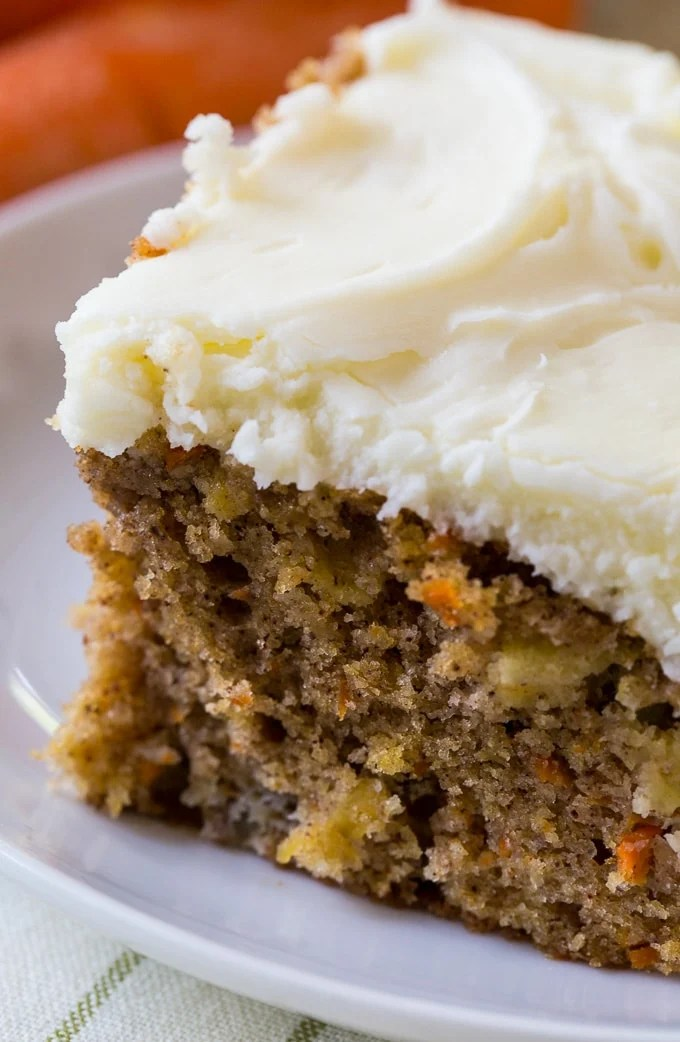 Easy Caramel Icing Cake
