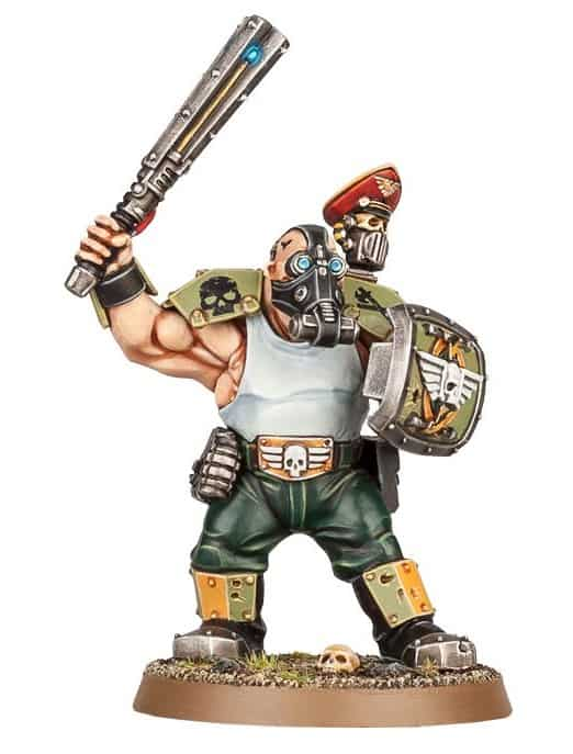 GW Previews Armageddon Steel Legion Codex Rules - Spikey Bits