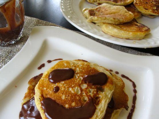 Banana Pancakes by Angela Roberts