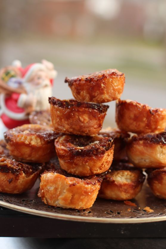 Butter Tarts by Spinach Tiger