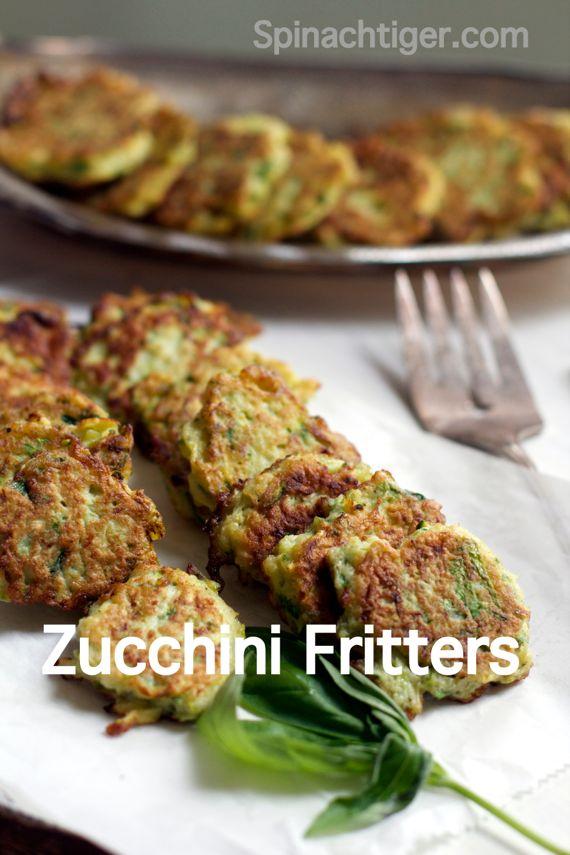 Zucchini Fritters by Angela Roberts