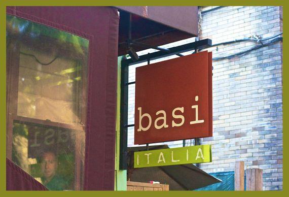 Basi Italia by Angela Roberts