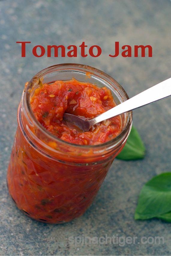 Tomato Jam by Angela Roberts