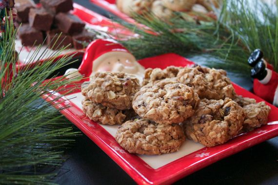 Cherry Oatmeals Cookies from Thomas Keller by Angela Roberts