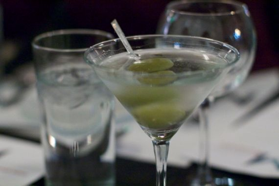 Martini at M by Angela Roberts