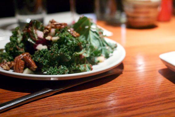 Silo: Kale Salad