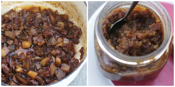 Apple Bacon Jam 2 by Angela Roberts