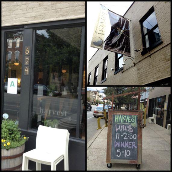 Harvest Restaurant in Louisville by Angela Roberts