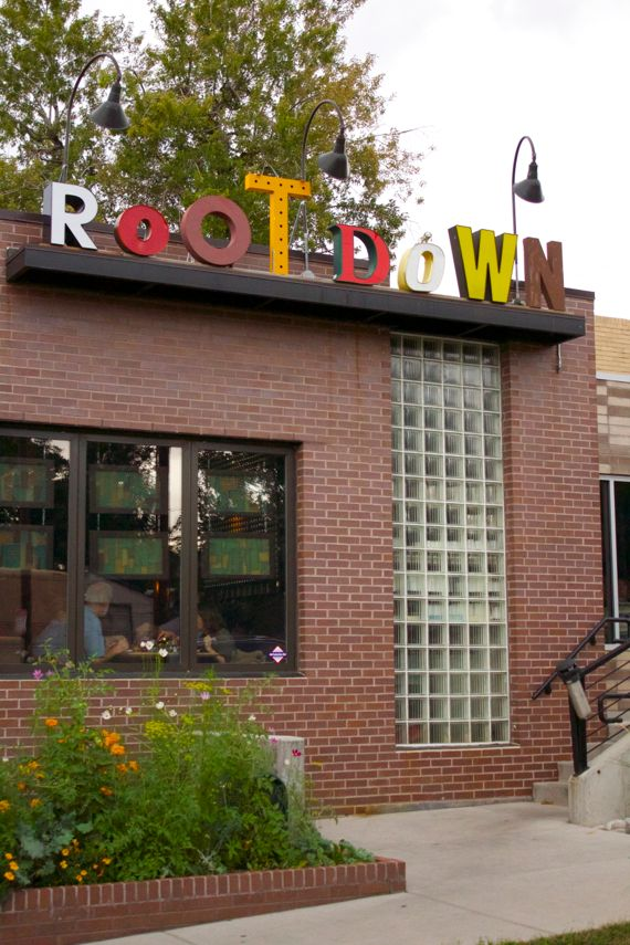 Root Down in Denver by Angela Roberts