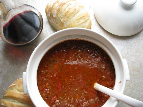 Bolognese Sauce, A year of cooking Italy with Marcella Hazan by Angela Roberts