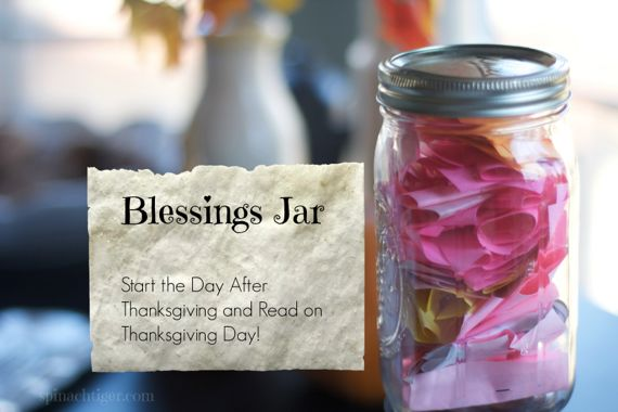 Blessings Jar by Angela Roberts