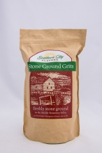 Stone ground grits by ANgela roberts