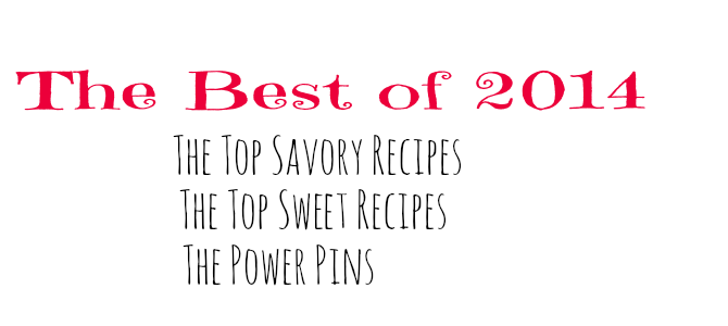 The Best Recipes at Spinach Tiger in 2014