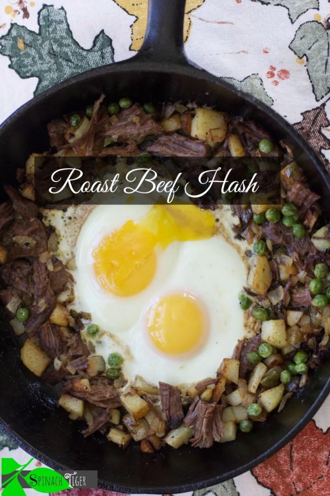 Roast Beef Hash by Angela Roberts