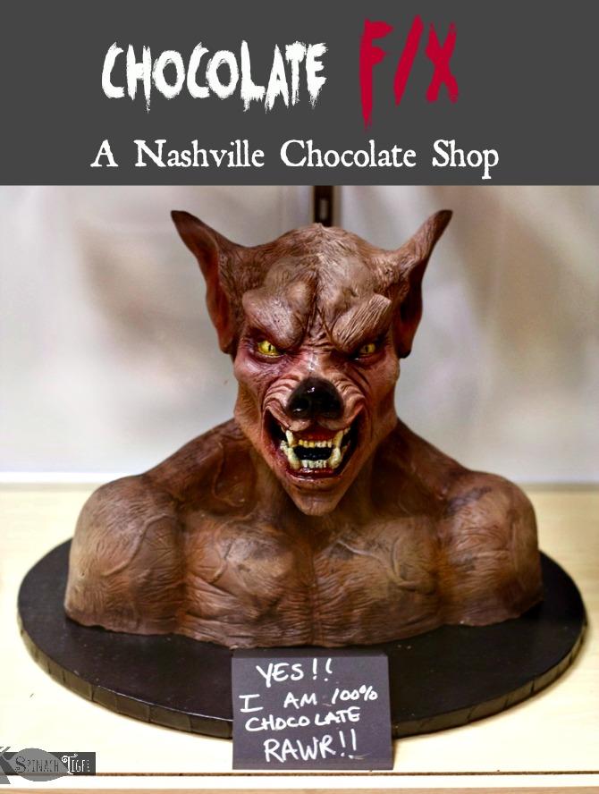 Chocolate F/X by Angela Roberts