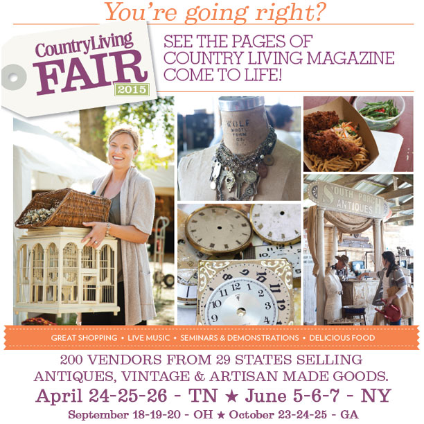 Country Living Show Comes to Nashville