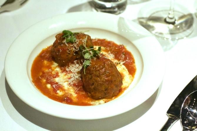 Meatballs Il Mulino