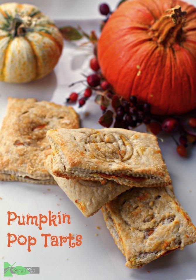 Pumpkin DessertRecipes, Pumpkin Pop Tarts