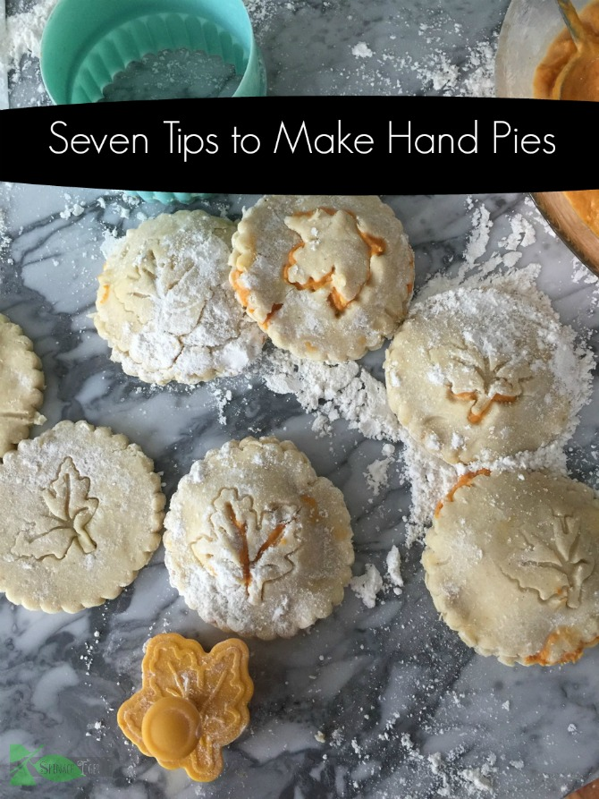 SEVEN TIPS FOR MAKING HAND PIES