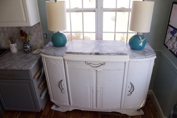 Choose carrara marble counters