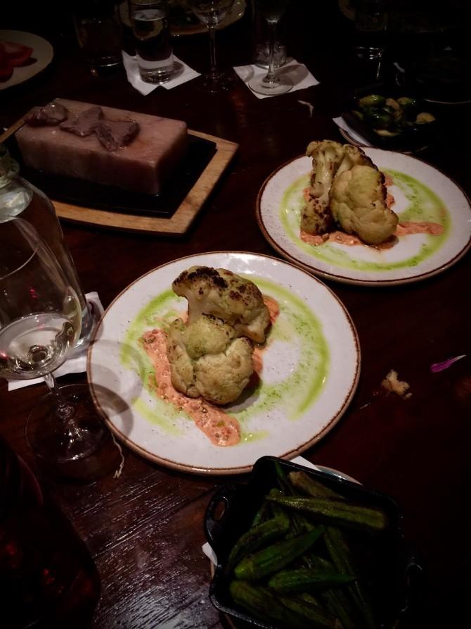Honeysuckle Restaurant from Spinach Tiger
