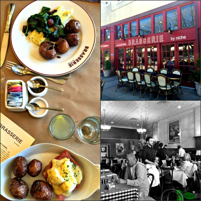 Brasserie by Niche St. Louis Weekend Foodie Get Away