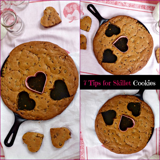 7 Tips for Chocolate Chop Skillet Cookies