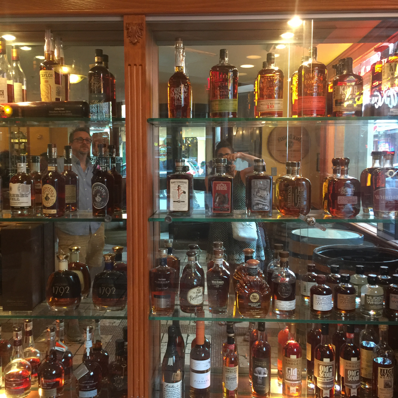 Bourbon at Bourbon House