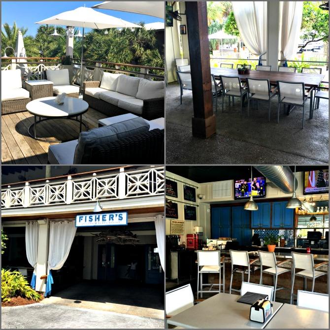 Fisher's Restaurant Orange Beach
