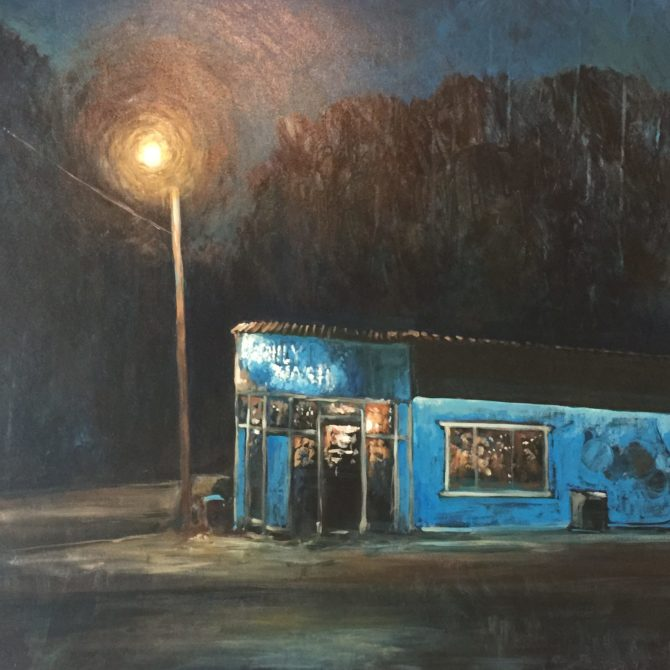 Picture of original family wash garage coffee in east nashvllle