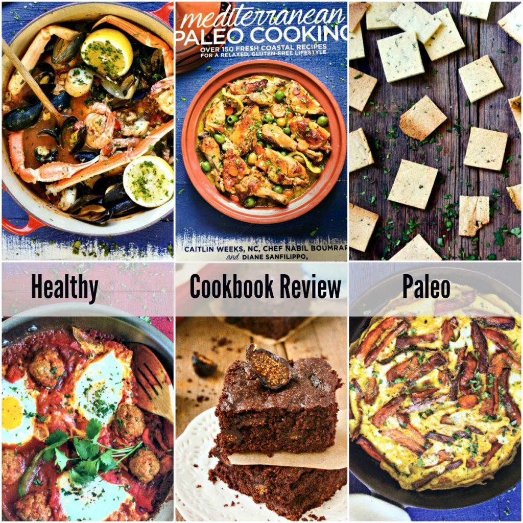 Mediterranean Paleo Cooking Cookbook Review by Angela Roberts