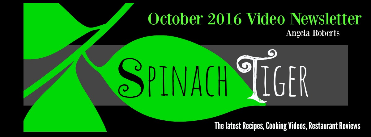 October Newsletter 2016 by Angela Roberts