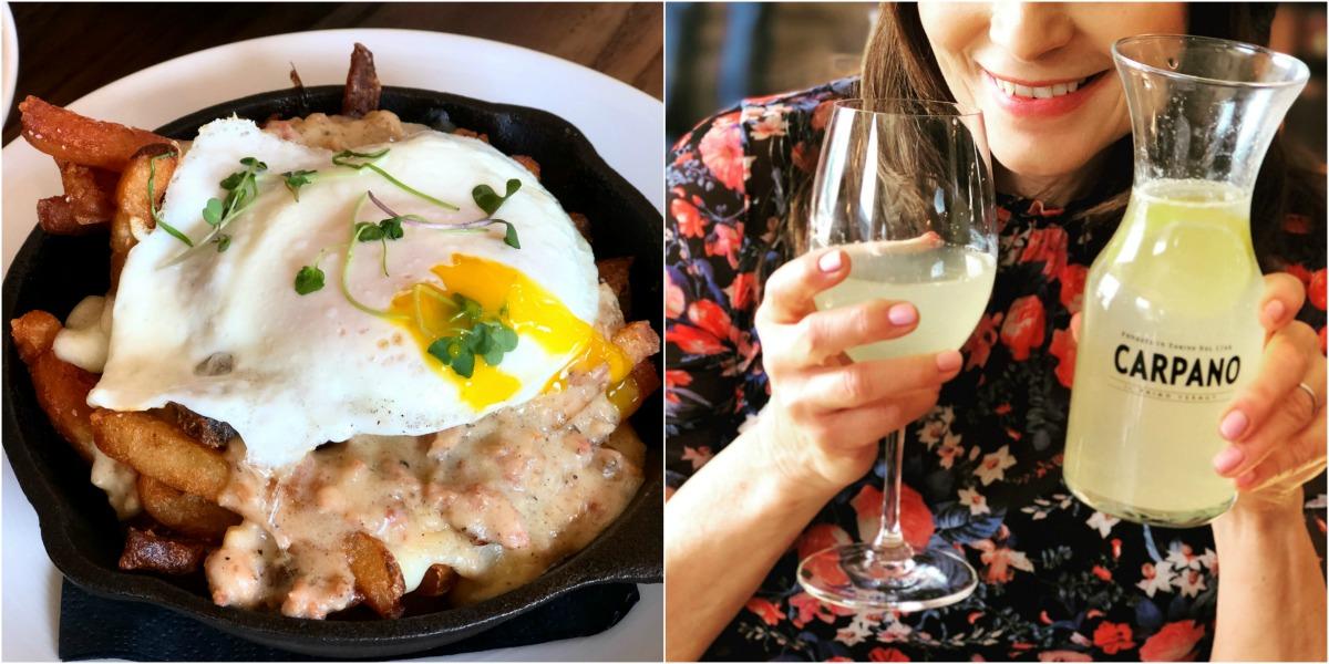 Favorite Brunch Nashville Restaurants: Hemingways Bar & Hideaway from Spinach Tiger