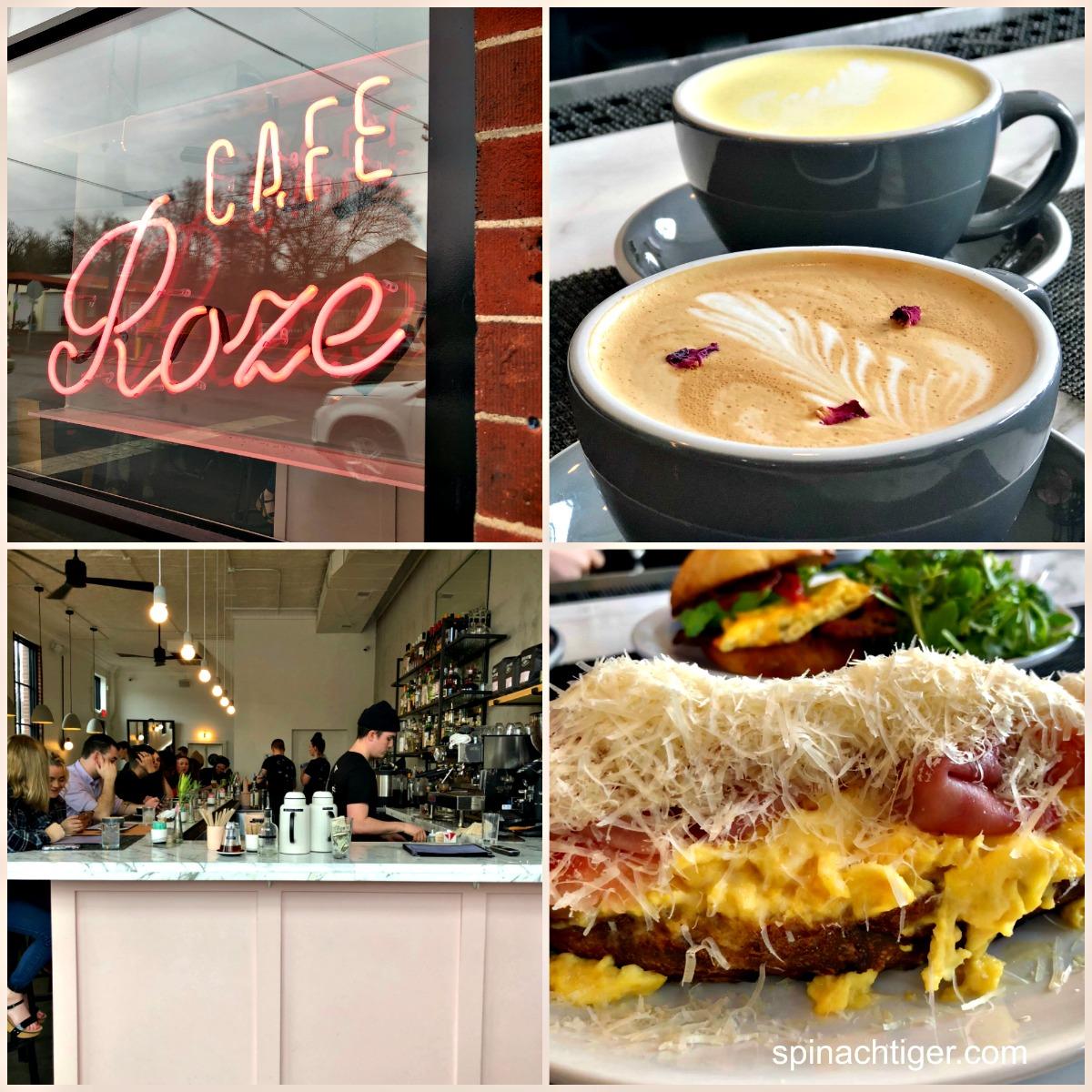Nashville Restaurants Cafe Roze