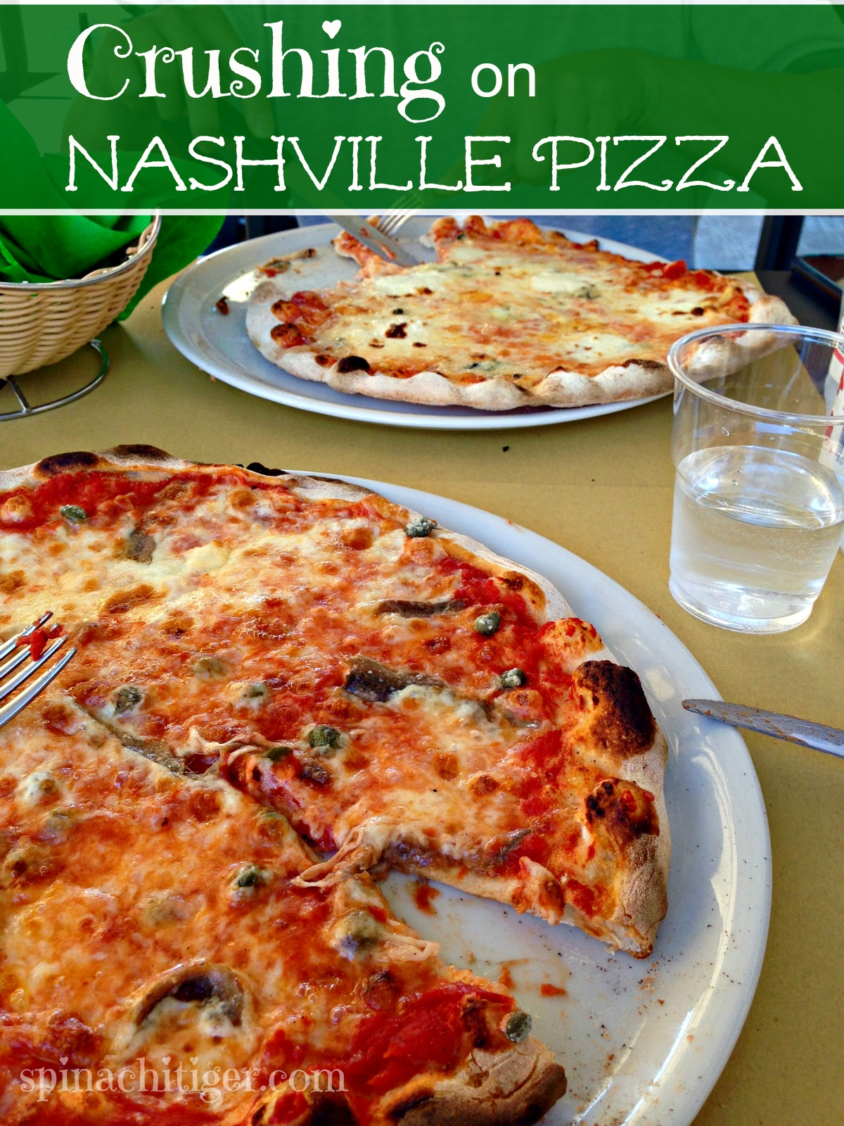 Crushing on Nashville PIzza from Spinach Tiger