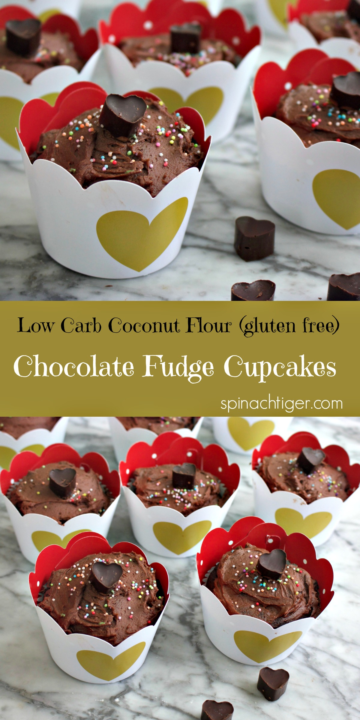 Full of chocolate flavor, this is a best seller in my keto bakery. #ketochocolatecupcakes #lowcarbchocolateCupcakes #Spinachtiger via @angelaroberts