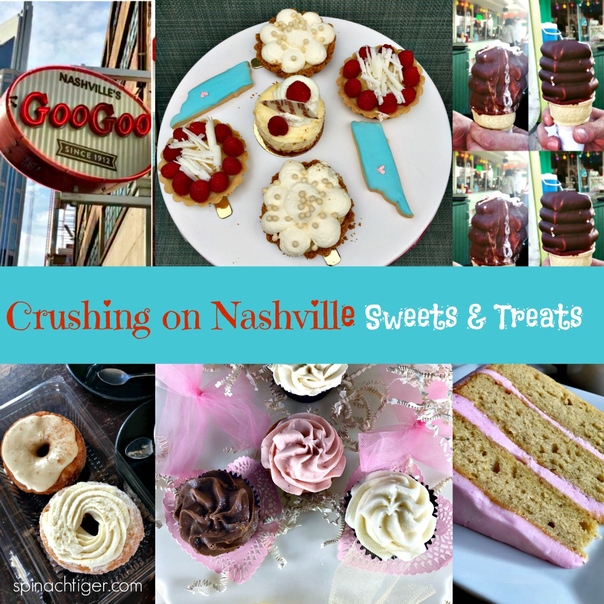 Crushing on Nashville Sweets & Treats