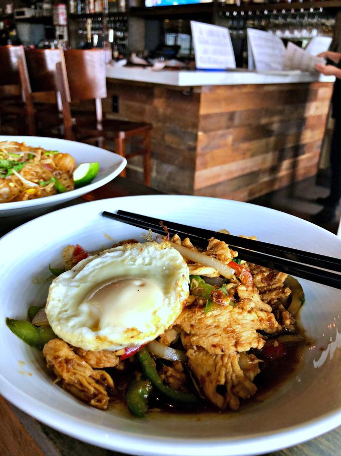 The Eastern Peak - Thai Basil (Nashville Restaurants) from Spinach TIger