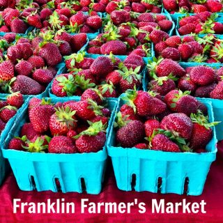 Seven Reasons I love Franklin TN Farmer's Market