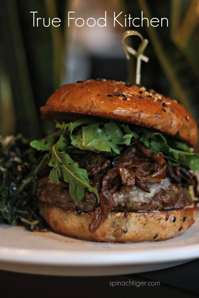 Nashville's Best Burgers: True Food Kitchen from Spinach Tiger