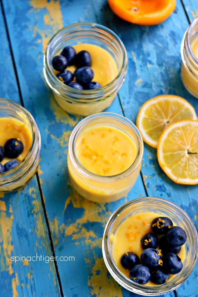 Keto Meyer Lemon Curd