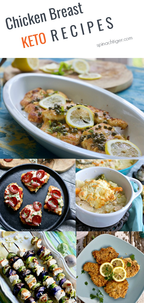 Chicken Breast Keto Recipes