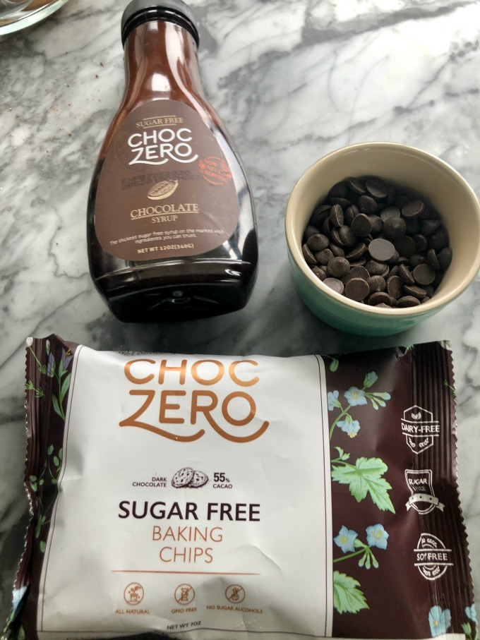 Choc Zero Products